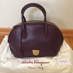 62a39dad89 Salvatore Ferragamo Bags - 💲⬇️New Salvatore Ferragamo Fiamma Bag - NWT